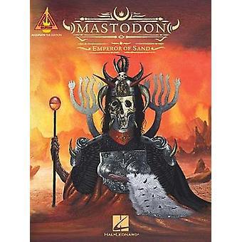 Mastodon - Emperor Of Sand (Tab) - 9781495096600 Book