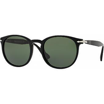 Persol 3157S wide black green