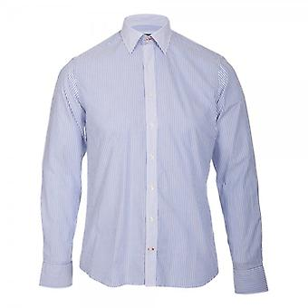 Hackett Long Sleeve Pinstripe Shirt