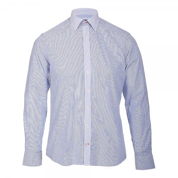 Hackett Long Sleeve Pinstripe Shirt