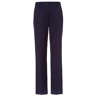 OLSEN Olsen Blue Navy Trouser 14001695