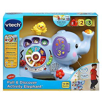 VTech pull & spela elefant