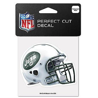 Wincraft Helmet Sticker 10x10cm - NFL New York Jets