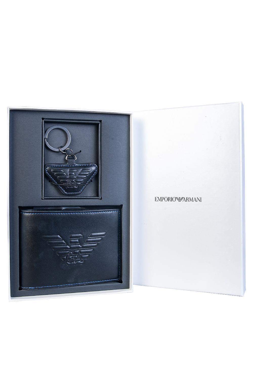 Emporio Armani Bifold Gift Set Y4R222 YG90J