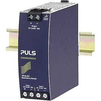 PULS YR40.482 Rail mounted redundancy (DIN) 40 A No. of outputs: 1 x