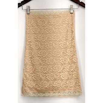 Slanke ' N Lift Shapewear Aire 3-in-1 gladde effecten Lace Slip beige