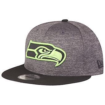 New Era 9Fifty Snapback Cap - SHADOW TECH Seattle Seahawks