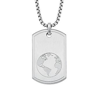 s.Oliver Jewel Men's Chain Stainless Steel Globe 2026121 S.Oliver Jewel Men's Chain Din oțel inoxidabil Globe 2026121