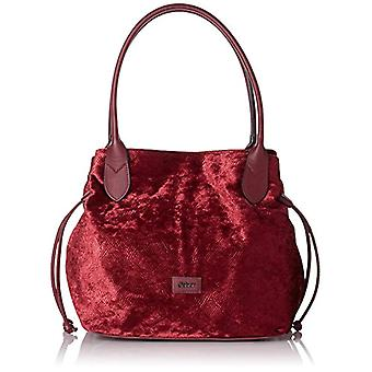 Gabor 7933 rød kvinde taske (rød (shopper 40)) 13x29x35 cm (B x H x T)