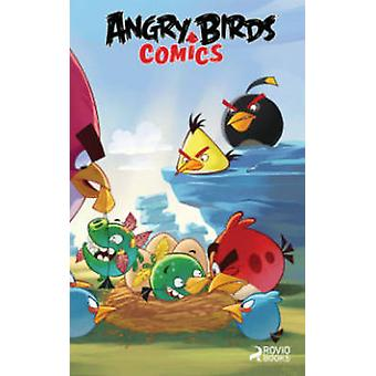 Angry Birds Comics Volume 2 When Pigs Fly by Cesar Ferioli - 97816314