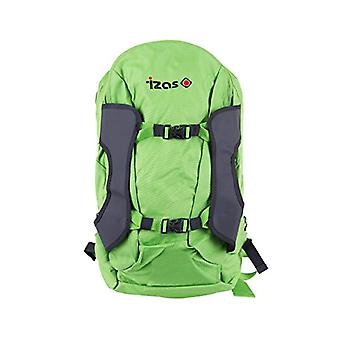 Izas IUABP00709GN/BKONE Backpack - Unisex ? Adult - Light Green/Black - One Size