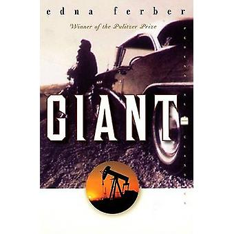 Giant by Edna Ferber - 9780060956707 Book