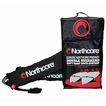 Northcore Double Overhead Soft Surf Rack