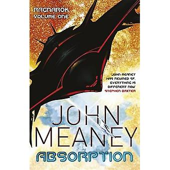 Absorption by John Meaney - 9780575085343 Book