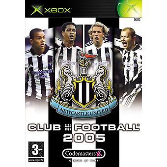 Club Football Newcastle 2005 (Xbox) - New