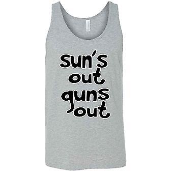 Men's Sun's Out Guns Out Tank Top