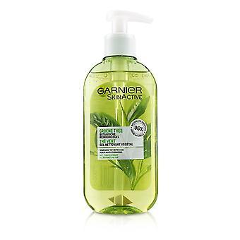 Garnier Skinactive Botanical Cleansing Gel - Green Tea (for Combination To Oily Skin) - 200ml/6.7oz