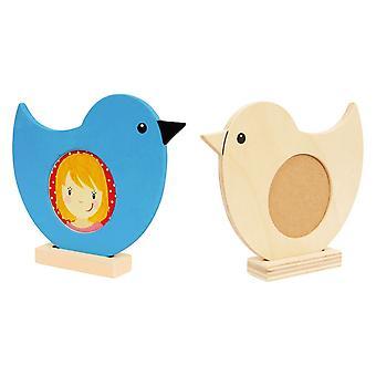Eduplay Ramka obrazkowa Little Bird Set Toy (210224)