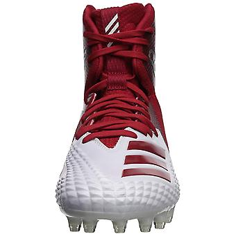 Adidas Mens Freak X Carbon hoge Hight Top Lace Up Soccer Sneaker