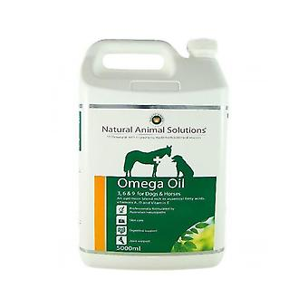 NAS Omega Oil 3,6 & 9 For Dogs, 5 litre
