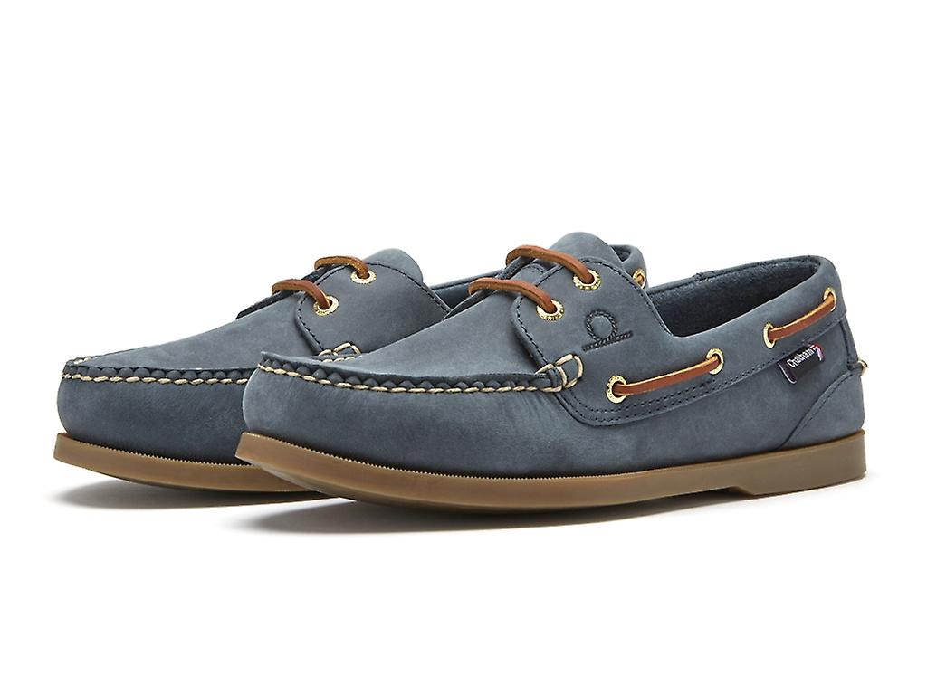 Chatham Men's Deck II G2 Leather Boat Shoes