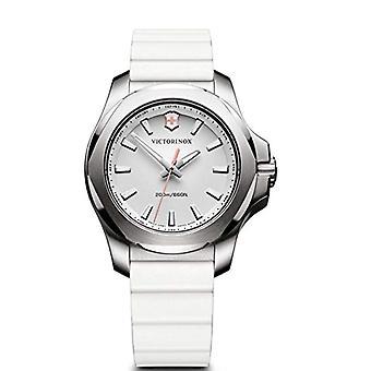 Victorinox Ladies Quartz digital watch with rubber strap 241769