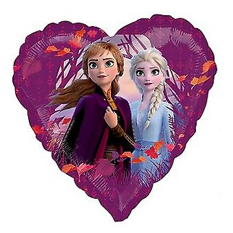 Frozen 2 Heart Balloon