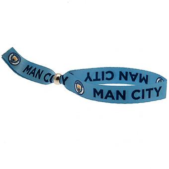 Manchester City FC Festival Wristbands
