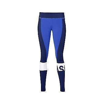 Asics Color Block Tight 8091 1464228091 universal durante todo o ano calças femininas