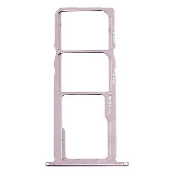 For Nokia 3.2 Sim Cards Holder Card Tray Silver SD Card Spare Part Accessories Repair