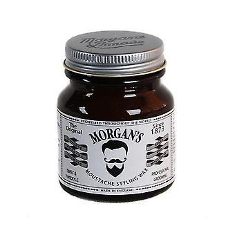 Morgans Twist & Twiddle Moustache Styling Wax - 50g