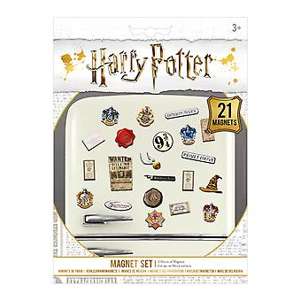 Harry Potter, 21x Magnets