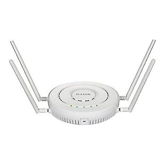 Access Point Repeater D-Link DWL-8620APE 5 GHz Blanc