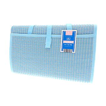 Country Club Large Beach Mat, Blue 150cm x 180cm