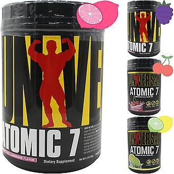 Universal Nutrition Atomic 7 - 74 Servings - BCAA Performance Supplement
