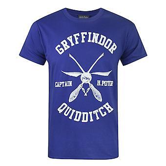 Harry Potter Quidditch Captain Men's T-Shirt