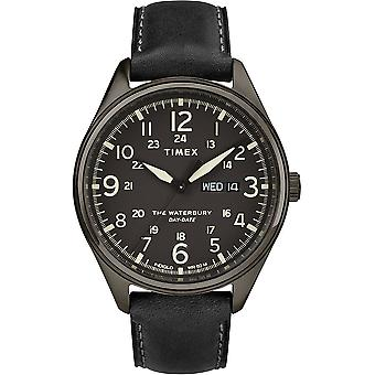 Timex The Waterbury Leather Mens Watch TW2R89100