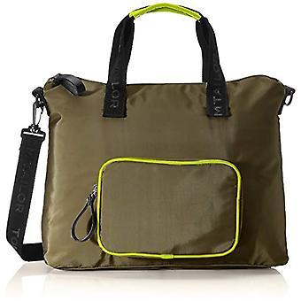 Tom Tailor 27058 Green Women's Bag (green (kaki)) 38x22x14 cm (W x H x L)
