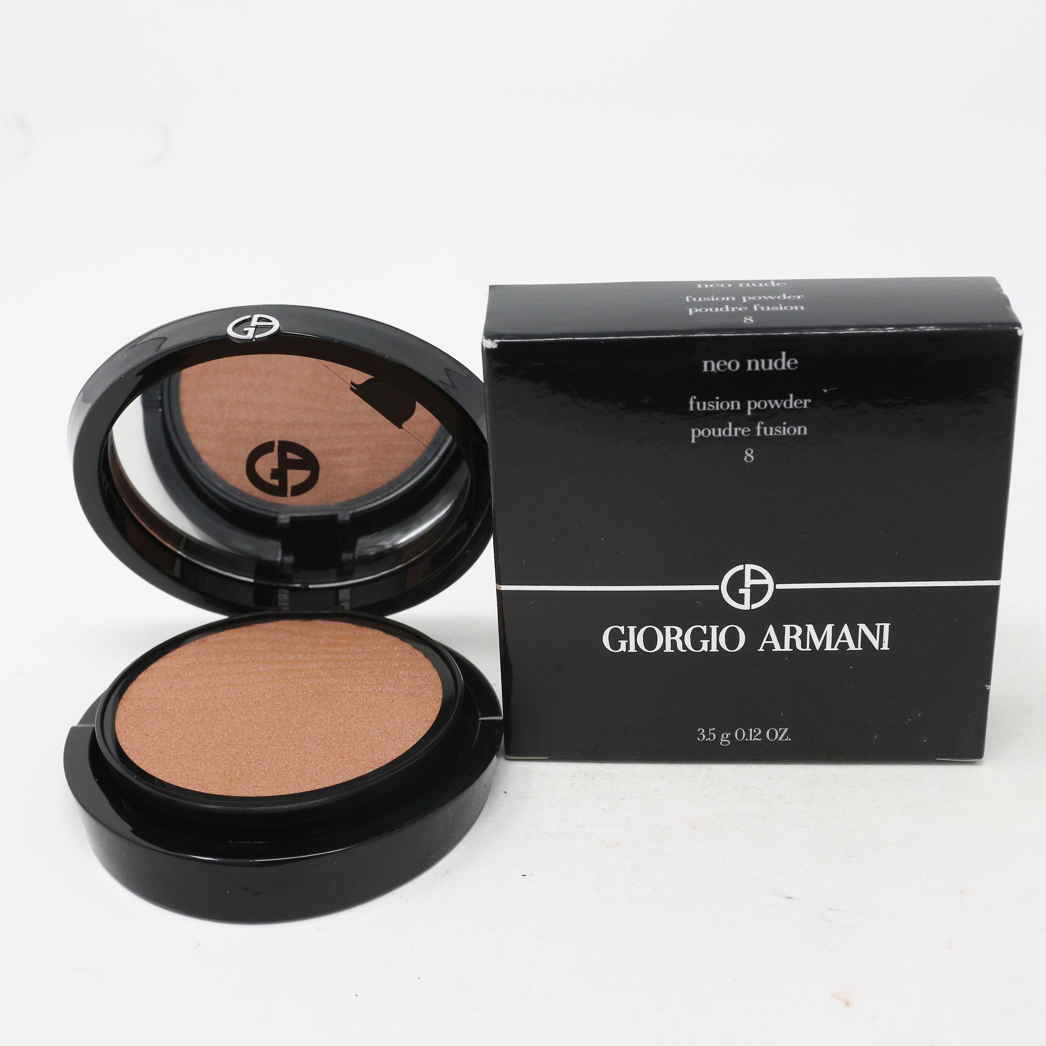 Buy Giorgio Armani Neo Nude Fusion Powder 0.12oz/3.5g New