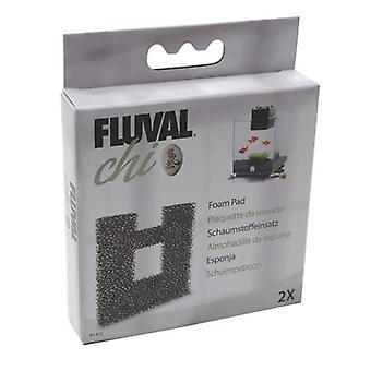 Fluval FLUVAL CHI CARGA DE hiilen (kala, suodattimet & vesipumput, suodatin sieni ja vaahdon)