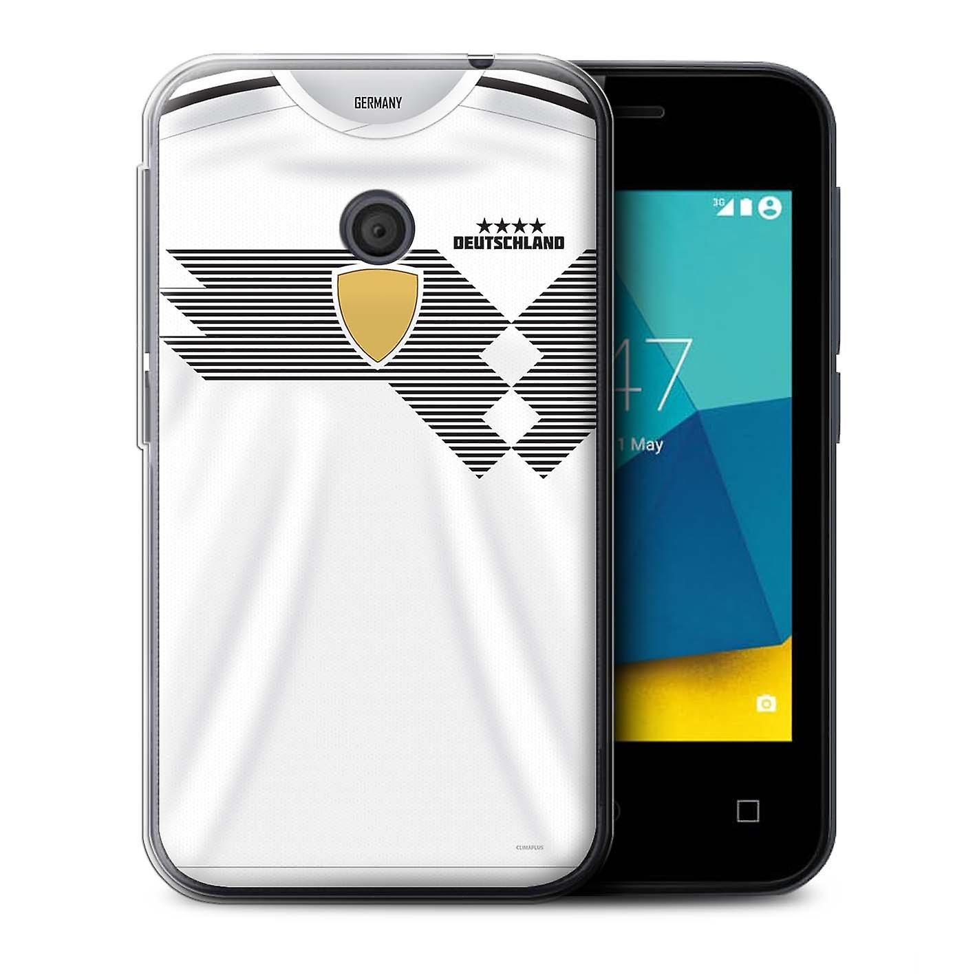 STUFF4 Gel TPU Case/Cover for Vodafone Smart First 7 ...