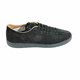 Fred Perry Men's Stamford Suede Leather Trainers - B3062-102