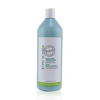 Matrix Biolage R.a.w. Scalp Care Rebalance Conditioner (för hårbotten och hår) - 1000ml/33.8oz
