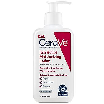 Cerave itch relief moisturizing lotion, 8 oz