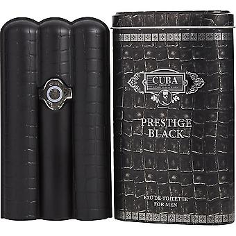 Cuba Prestige Black Eau de Toilette Spray 90ml