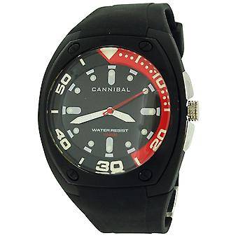 Cannibal Active Black Plastic Strap Children's Sports Watch CJ187-03