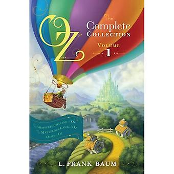 Oz, Complete Collection Volume 1: ihana Wizard of Oz ja ihmeellinen maa on Oz/Ozma oz