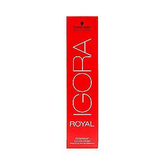 Schwarzkopf Igora Royal 60ml 7-1 keskisuurten blondi Cendre