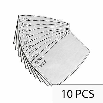 12 pieces PM 2.5 filters for face mask - mouth mask - n95