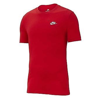 Nike M Nsw Club Tee AR4997657 universeel alle jaar mannen t-shirt